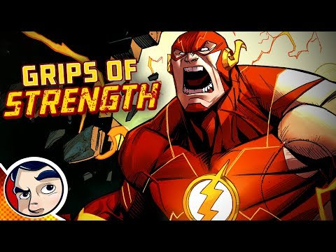 "Flash ""new Powers?! Strength Force!"" - Complete Story 