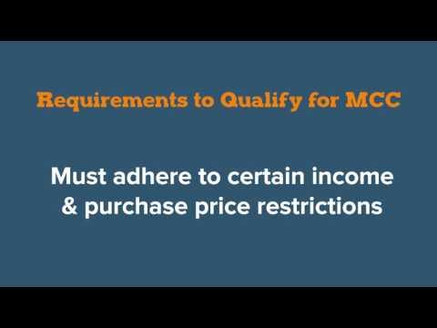 Mortgage Credit Certificates | MCC Loans