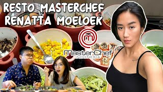 Video RESTO MASTERCHEF RENATTA MOELOEK !! TERNYATA INI BEDANYA... MP3, 3GP, MP4, WEBM, AVI, FLV April 2019