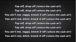 Jay Rock - Knock It Off (Lyrics)