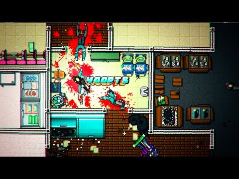 [PC/2015] Hotline Miami 2: Wrong Number - FANiSO