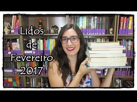 Leituras de Fevereiro de 2017 | Biblioteca Fantástica