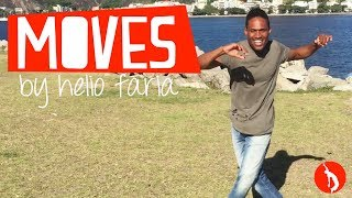 Share it with your friend who still doesn't know how to samba! This is just a litte help to learn the basic step! After this, you can put...