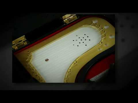 Personalized 18-note Music Box with Your Custom Song