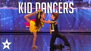 Video Top KID DANCERS From Across The World! | Got Talent Global MP3, 3GP, MP4, WEBM, AVI, FLV Agustus 2019
