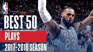 Video Best 50 Plays of the 2018 NBA Regular Season MP3, 3GP, MP4, WEBM, AVI, FLV Oktober 2018