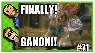 """Welcome to The Basement, LET'S TAKE ON GANON in Twilight Princess HD (HERO MODE) on the Wii U!https://www.youtube.com/c/TheBasementGamesIn today's episode (Ep 71) we come face to face with Ganon, fight a Dark Zelda, and tangle with the Beast himself! Come downstairs and have a seat with us on the couch right here in The Basement - the friendliest place on YouTube!Twilight Princess is a fun game. We're right at the end of the game! In this episode we see Zelda, FIGHT Zelda (WHAT?) and face a BEASTLY form of Ganon! Twilight Princess on the Wii U is a great experience. Not only is it HD (high definition), but the gamepad makes everything easier. Plus it's been a fun challenge to play in HERO MODE, where everything causes double damage and there are no heart drops. ~ ~ ~ ~~ ~ ~ ~The Basement is a duo of dads from Minnesota, USA: family friendly gaming that's safe for kids, clean commentary and nostalgic experiences. We are proud to be the friendliest place on YouTube!The Basement: the friendliest place on YouTube!Episode 71 (Part 71) is labeled """"Ep 71"""" for your convenience. Thank you for checking out this kid-friendly Twilight Princess HD (HERO MODE!) Wii U video/playlist."""