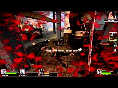 Left 4 Dead 2 - The Sacrifice - ExVSK LSAnarchie Lanikeu Hoxidor.