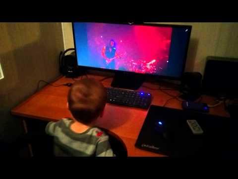 Metallica и ребенок