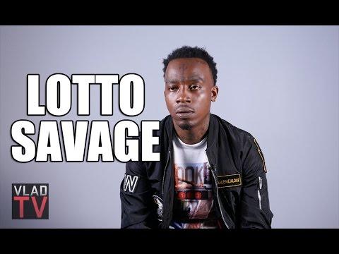 Lotto Savage on Getting 21 Savage
