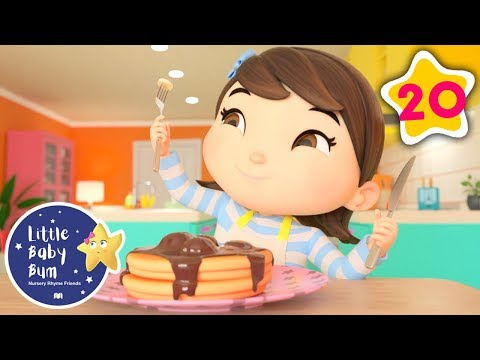 Magical Pancakes Song! | Little Baby Bum | Baby Videos | Fairy Tales And Stories | Moonbug Tv