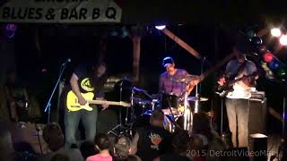 """Blues Jam"" by Laith Al-Saadi at 20th Heatstock in Fostoria, MI on 2015-07-25."
