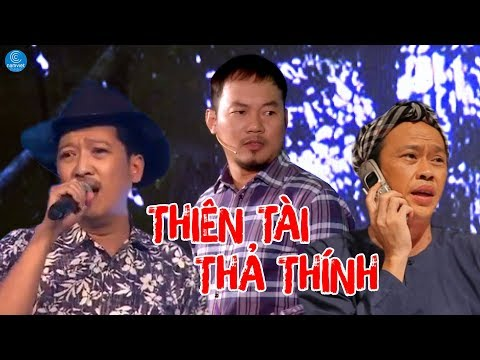 Hài 2018 Hoài Linh, Trường Giang, Long Đẹp Trai - Thiên Tài Thả Thính - Thời lượng: 44:42.