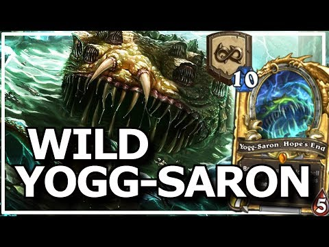 Hearthstone - Best of Wild Yogg- Saron