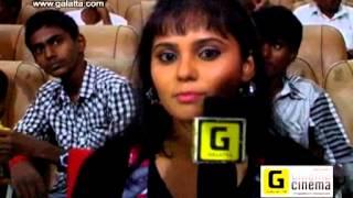 Azhagan Azhagi Team Talks About the Movie