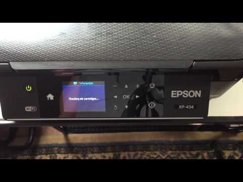Epson XP-434 Printer Unboxing, Full Set Up Tutorial & Review