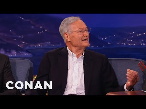 roger - Francis Ford Coppola, Ron Howard, & Jack Nicholson are just some of the luminaries that got their first break from Roger. More CONAN @ http://teamcoco.com/video Team Coco is the official...