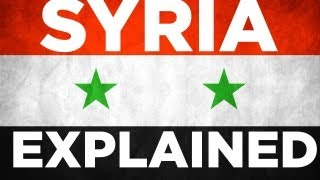 In which Hank discusses the situation in Syria as deeply and completely as he can in five minutes. Negotiations are ongoing as to whether and how chemical we...
