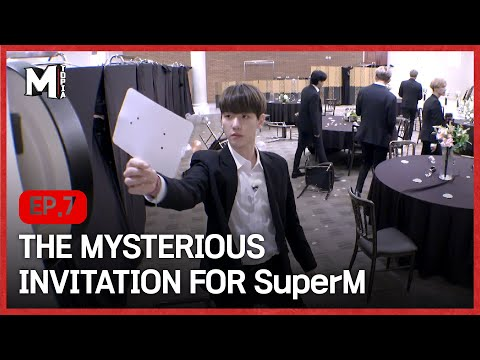 [MTOPIA] Epic booby trap approaches SuperM who has received a mysterious invitation🚨 | EP07