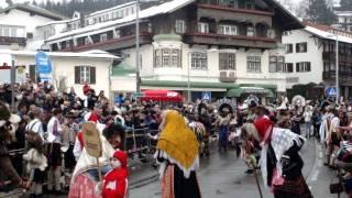 Igls Austria  City pictures : Tyrolean Folklore, Amraser Matschgerer, Igls, Tirol, 2012 Austria MOV04523.MPG
