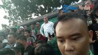 Video Edy Rahmayadi Jumpai Suporter yang Nyalakan Flare saat Laga PSMS Vs Persela MP3, 3GP, MP4, WEBM, AVI, FLV September 2018