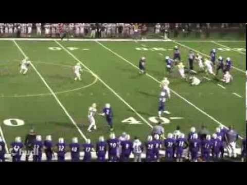 Trevor Knight High School Senior Highlights video.