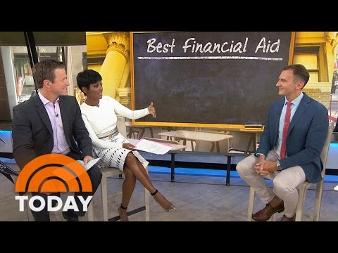 Best Colleges For Financial Aid, Quality Of Life, More: The Princeton Review | TODAY