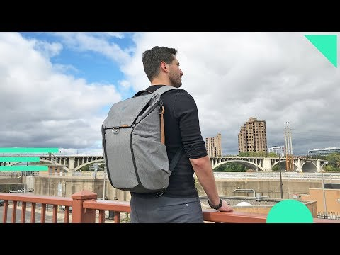 Peak Design Everyday Backpack Review (30L) | One Bag Travel & Photography