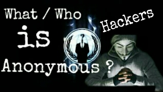 What is Anonymous? | Who is Anonymous? | Who are Anons? | we are anonymous