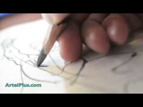 Video of How to Draw - Easy Lessons