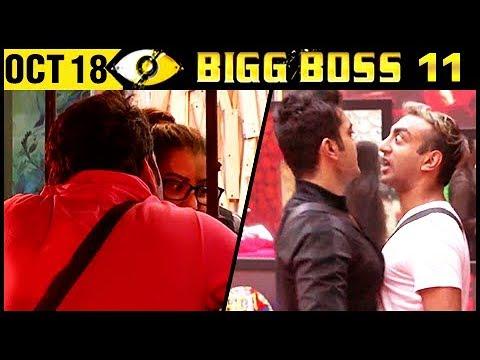 Vikas Gupta Kisses Shilpa Shinde, Luv And Aakash U