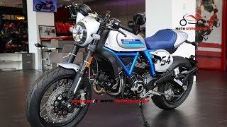 5. Details Ducati Scrambler Cafe Racer 2019 Official | New 2019 Ducati Sixty2 Scrambler Cafe Racer