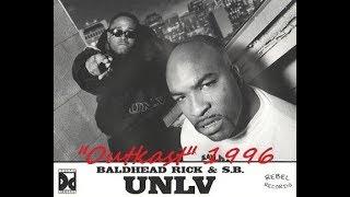 """Baldhead Rick & Shawn B. - """"Outkast"""" (1996 S.F, CA) G-Rap G-Funk Classik ¤HQ_DoPe¤"""
