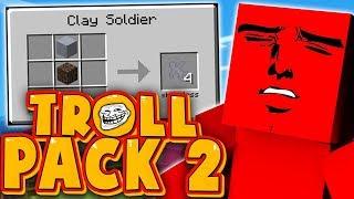 500 VS 500 CLAY SOLDIERS MOD BATTLE - TROLL PACK SEASON 2 #17