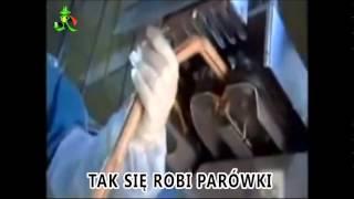 Jak I Z Czego Robi Się Parówki - Produkcja Parówek - Film Całe Świnie
