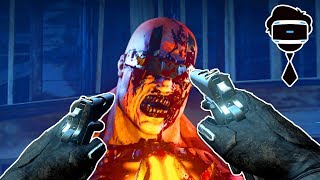 ZOMBIE SURVIVAL HORROR IN VR | Killing Floor Incursion PSVR Review (PlayStaiton VR on PS4 Pro)