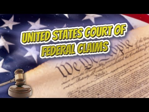 United States Court of Federal Claims (USA Constitution)⚖️📜🍔⚾🙈👺🤡😬✅