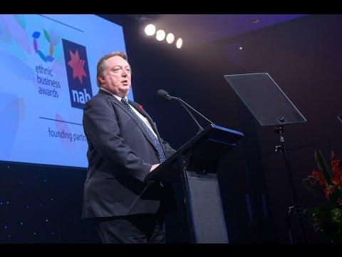 2014 Ethnic Business Awards – Guest Speech – The Honourable Glen Elmes