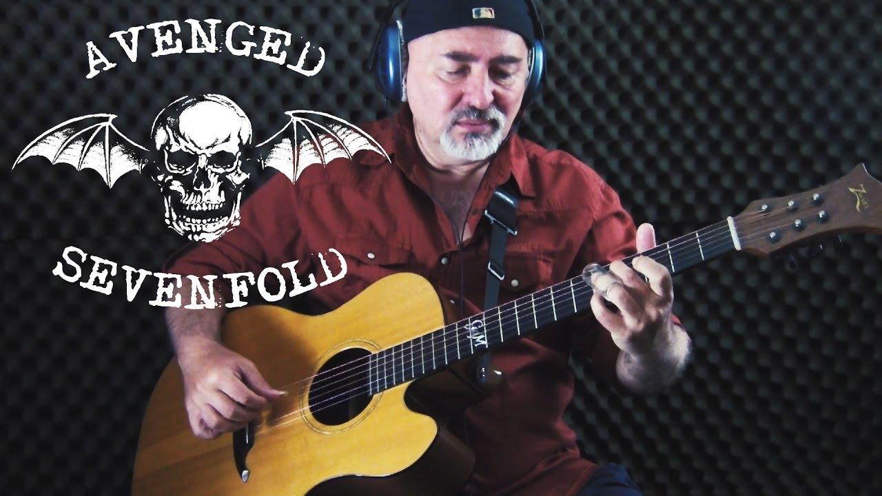Dear God – acoustic fingerstyle guitar