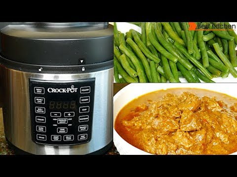 Crock-Pot Express Crock Multi-Cooker Review and Demo