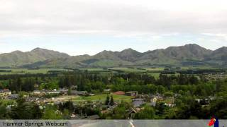 Hanmer Springs Webcam Saturday 7th November 2009