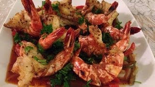 GAMBAS TROPICALE