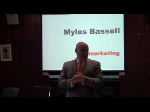 Consumer Behavior part 1 – Professor Myles Bassell – Copyright 2009