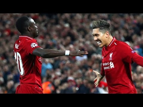 CHAMPION'S LEAGUE : LIVERPOOL V  FC PORTO HIGHLIGHTS