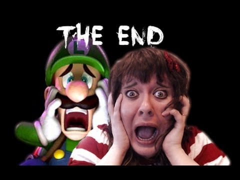 Zenshii in: Luigi Game.EXE - The Prequel