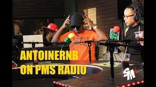 AntoineRNB On PMS Radio #hiphopnewshttp://www.spatemag.comhttp://www.spatetv.comhttp://www.spateradio.comhttp://www.spatepost.com#hiphopnews #spatemagazine #spatetv #spateradio #np #antoinernb