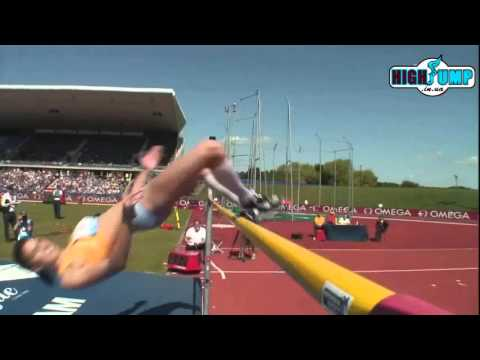 1.91 Alessia Trost Diamond League Birmingham ( women high jump )
