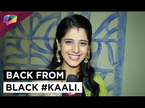 Look Change for Simran Pareenja #Kaali