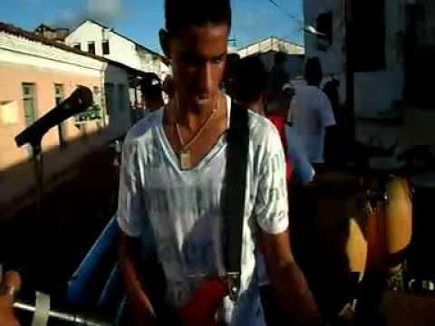 Ian Andreise Tê namorar em caravelas carnaval 2013