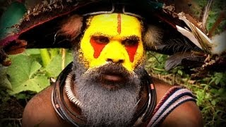 Among the high peaks of Papua New Guinea, upholstered in thick jungles, ethnicities inhabit the lands that inspired all that...